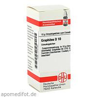 GRAPHITES D10, 10 G, Dhu-Arzneimittel GmbH & Co. KG