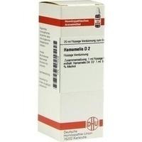 HAMAMELIS D 2, 20 ML, Dhu-Arzneimittel GmbH & Co. KG