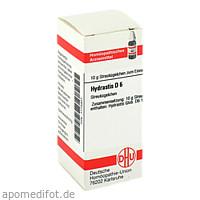 HYDRASTIS D 6, 10 G, Dhu-Arzneimittel GmbH & Co. KG