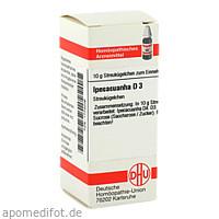 IPECACUANHA D 3, 10 G, Dhu-Arzneimittel GmbH & Co. KG