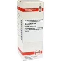 KREOSOTUM D 6, 20 ML, Dhu-Arzneimittel GmbH & Co. KG