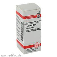 LACHESIS D30, 10 G, Dhu-Arzneimittel GmbH & Co. KG