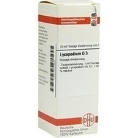 LYCOPODIUM D 3, 20 ML, Dhu-Arzneimittel GmbH & Co. KG