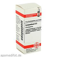 LYCOPODIUM D 3, 10 G, Dhu-Arzneimittel GmbH & Co. KG