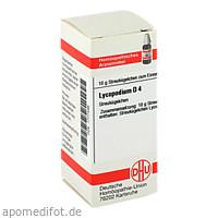 LYCOPODIUM D 4, 10 G, Dhu-Arzneimittel GmbH & Co. KG