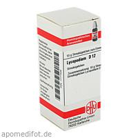 LYCOPODIUM D12, 10 G, Dhu-Arzneimittel GmbH & Co. KG