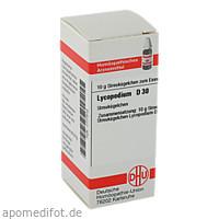 LYCOPODIUM D30, 10 G, Dhu-Arzneimittel GmbH & Co. KG