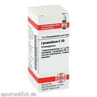 LYCOPODIUM C30, 10 G, Dhu-Arzneimittel GmbH & Co. KG