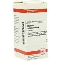 NATRIUM SULF D 4, 80 ST, Dhu-Arzneimittel GmbH & Co. KG