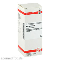 NUX VOMICA D 4, 50 ML, Dhu-Arzneimittel GmbH & Co. KG