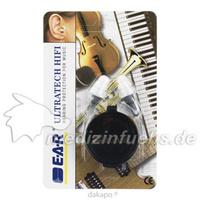 EAR ULTRATECH GEHÖRSCHUTZSTÖPSEL, 2 ST, Axisis GmbH