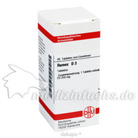 RUMEX D 3, 80 ST, Dhu-Arzneimittel GmbH & Co. KG