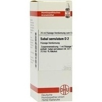 SABAL SERRUL D 2, 20 ML, Dhu-Arzneimittel GmbH & Co. KG