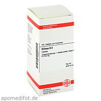SILICEA D 3, 200 ST, Dhu-Arzneimittel GmbH & Co. KG