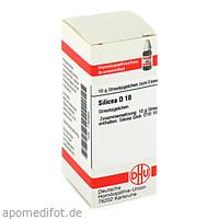 SILICEA D10, 10 G, Dhu-Arzneimittel GmbH & Co. KG