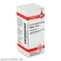 SILICEA D12, 10 G, Dhu-Arzneimittel GmbH & Co. KG