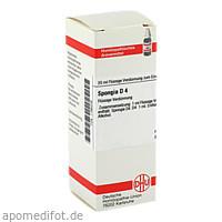 SPONGIA D 4, 20 ML, Dhu-Arzneimittel GmbH & Co. KG