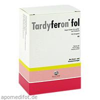 Tardyferon FOL Dragees, 100 ST, Emra-Med Arzneimittel GmbH
