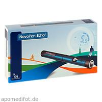 NovoPen Echo blau Injektionsgerät, 1 ST, Novo Nordisk Pharma GmbH