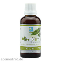Olivenblatt Konzentrat, 50 ML, Apozen Vertriebs GmbH