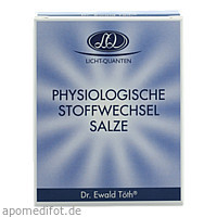 Physiologische Stoffwechsel Salze Dr. Töth, 180 ST, Apozen Vertriebs GmbH