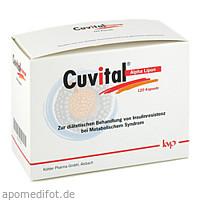 Cuvital Alpha Lipon, 120 Stück, Köhler Pharma GmbH