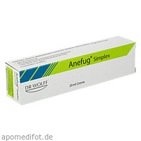Anefug simplex, 20 ML, Dr. August Wolff GmbH & Co. KG Arzneimittel