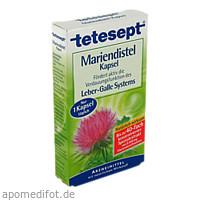 tetesept Mariendistel Kapseln, 24 ST, Merz Consumer Care GmbH