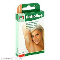 Ratioline sensitive Wundschnellverband 4cmx1m, 1 ST, Lohmann & Rauscher GmbH & Co. KG