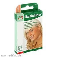Ratioline sensitive Pflasterstrips in 2 Größen, 10 ST, Lohmann & Rauscher GmbH & Co. KG