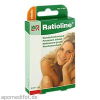 Ratioline elastic Wundschnellverband 4cmx1m, 1 ST, Lohmann & Rauscher GmbH & Co. KG
