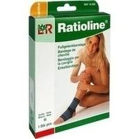 Ratioline active Fussgelenkbandage Größe M, 1 ST, Lohmann & Rauscher GmbH & Co. KG