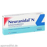Neuranidal N, 20 ST, STADA Consumer Health Deutschland GmbH