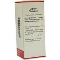 Digitalis Oligoplex, 50 ML, MEDA Pharma GmbH & Co.KG