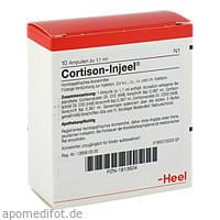 CORTISON INJ HOM ALL, 10 ST, Biologische Heilmittel Heel GmbH