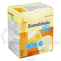Scandi Shake Mix Neutral, 6X85 G, Nutricia Milupa GmbH