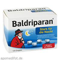 Baldriparan Stark für die Nacht, 120 ST, GlaxoSmithKline Consumer Healthcare