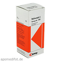 Synergon Kompl Hydrocotyle S Nr.144, 50 ML, Kattwiga Arzneimittel GmbH