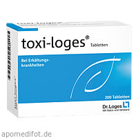 toxiLoges Tabletten, 200 ST, Dr. Loges + Co. GmbH