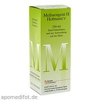 Melissengeist H Hofmann's, 250 ML, Hofmann & Sommer GmbH & Co. KG
