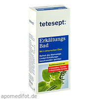 tetesept Erkältungs Bad, 250 ML, Merz Consumer Care GmbH