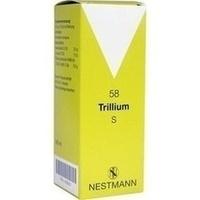 TRILLIUM S 58, 100 ML, Nestmann Pharma GmbH