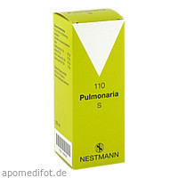 PULMONARIA S 110, 100 ML, Nestmann Pharma GmbH