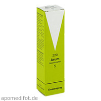 ARUM NASENTROPFEN S 220, 10 G, Nestmann Pharma GmbH
