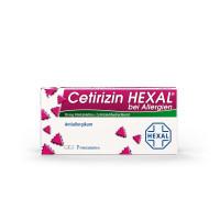 Cetirizin Hexal bei Allergien, 7 ST, HEXAL AG