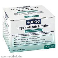 Urgomull haft latexfrei 20mx6cm, 1 ST, Urgo GmbH