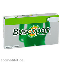 Buscopan Dragees, 50 ST, Docpharm Arzneimittelvertrieb GmbH & Co. KG Aa