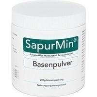 SapurMin Basenpulver, 200 G, Schützen-Apotheke