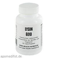 LYSIN 600, 60 ST, Eder Health Nutrition
