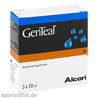 Genteal, 3X10 ML, Alcon Deutschland GmbH